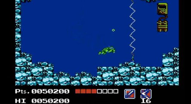 Underwater Levels