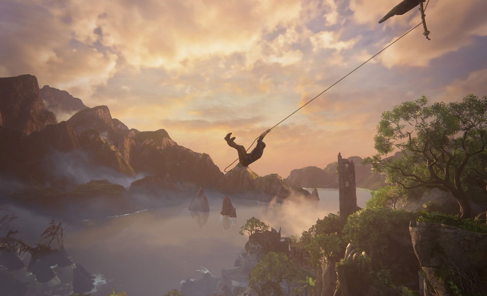 10 Thoughts on Uncharted 4