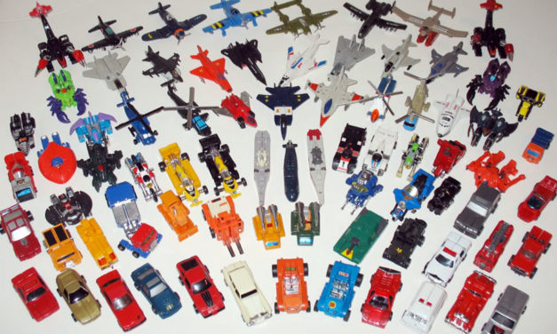 10 Forgotten Toys From the 80s