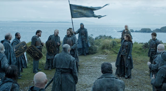 Game of Thrones Greyjoys