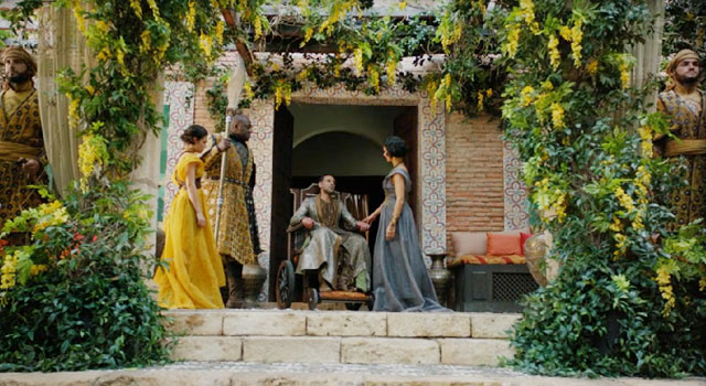 Game of Thrones Dorne