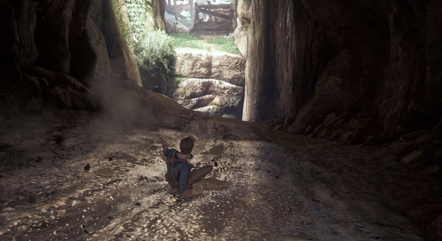 Uncharted 4 Mechanics
