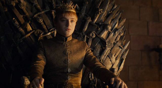 Game of Thrones King Tommen