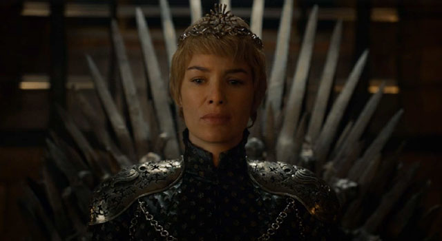 Game of Thrones Queen Cersi