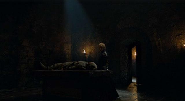 Game of Thrones Septa Shame