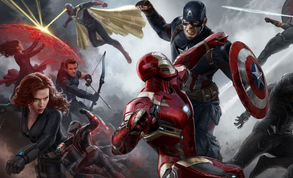 Top Ten Marvel Cinematic Movies