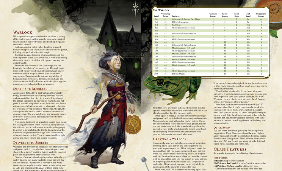 10 Tabletop Roleplaying Games to Try
