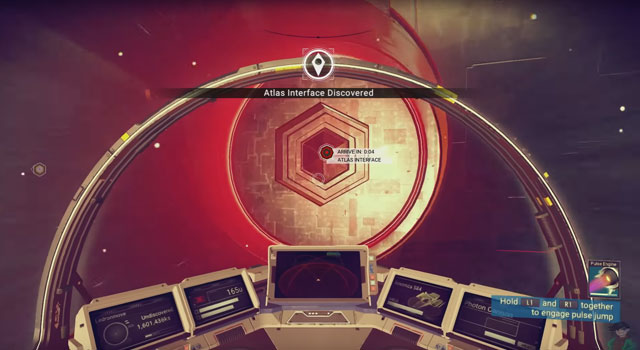 No Man's Sky Atlas Path