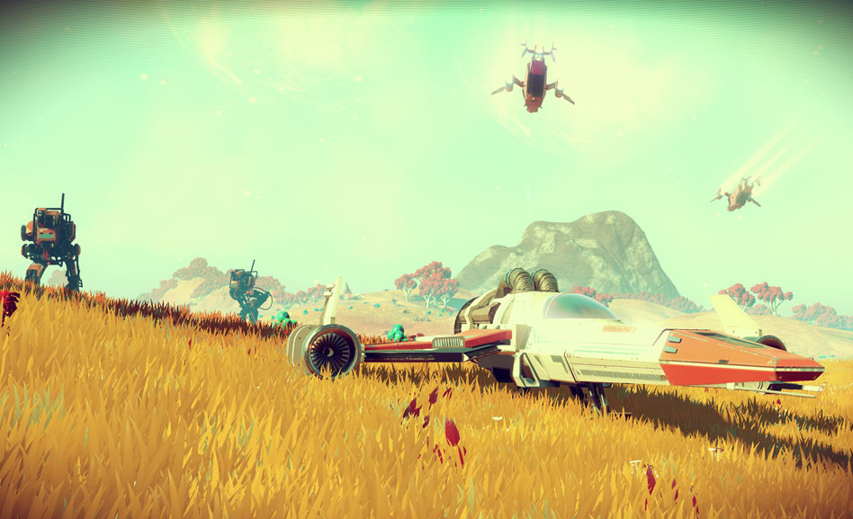 10 Thoughts on No Man's Sky