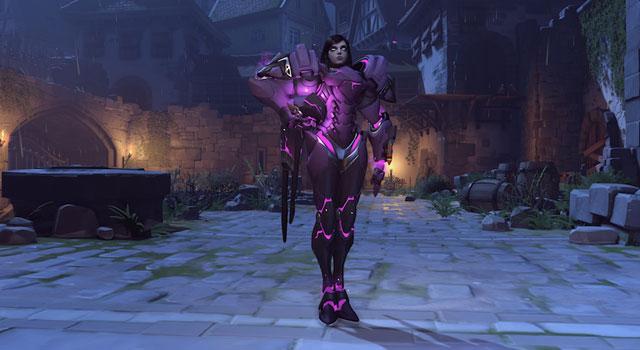 Overwatch's Halloween Pharah