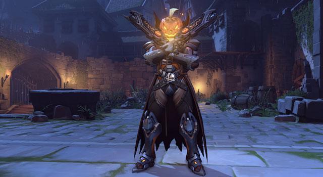 Overwatch's Halloween Reaper