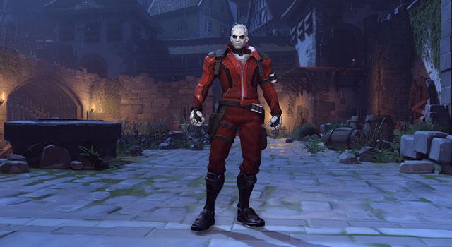 Overwatch's Halloween Soldier 76