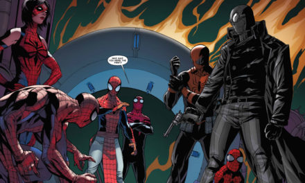 Top 10 Alternate Versions of Spider-Man from the Spider-Verse