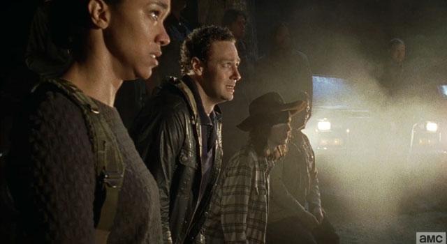 The Walking Dead Season Premiere