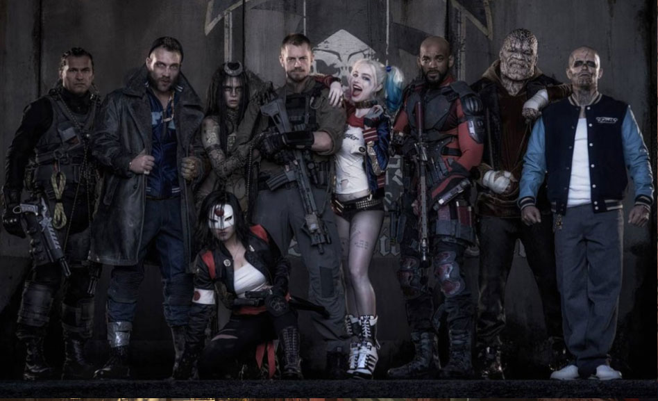 Ten Thoughts on Suicide Squad