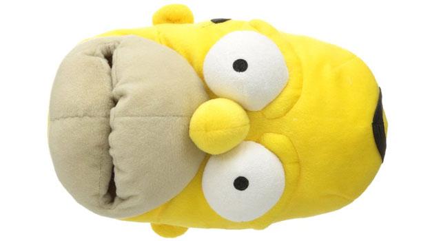 Homer Simpson Slippers