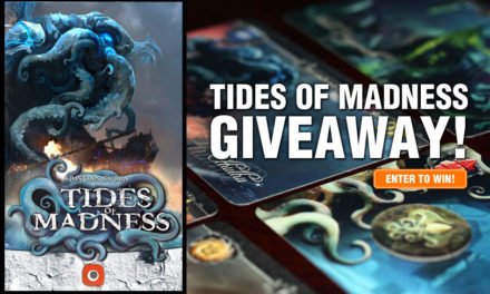 Tides of Madness Giveaway
