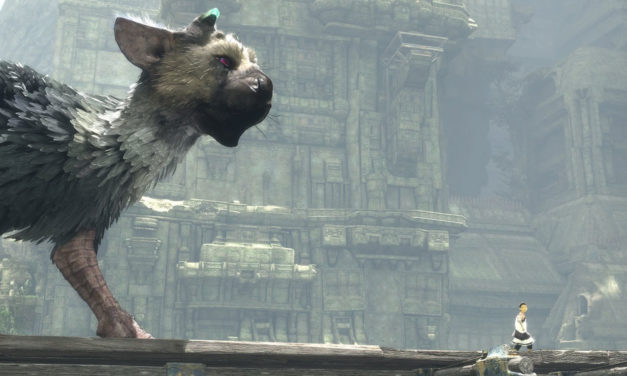 10 Thoughts on The Last Guardian