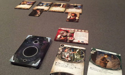 Arkham Horror LCG – Game of the Week