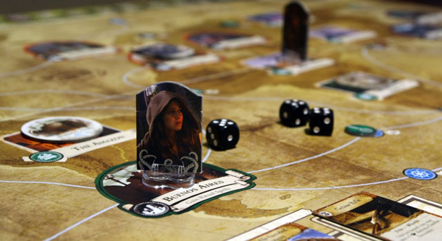 Eldritch Horror – Game of the Week