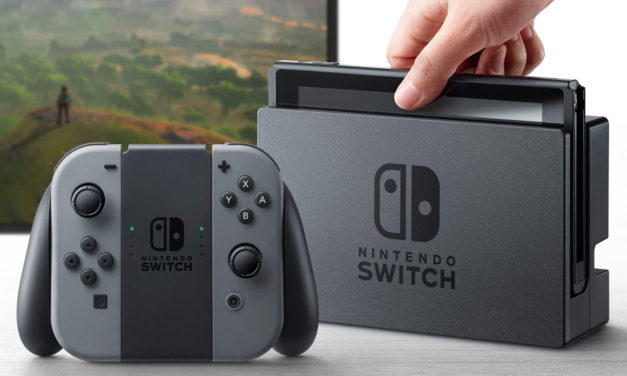10 Thoughts on the Nintendo Switch