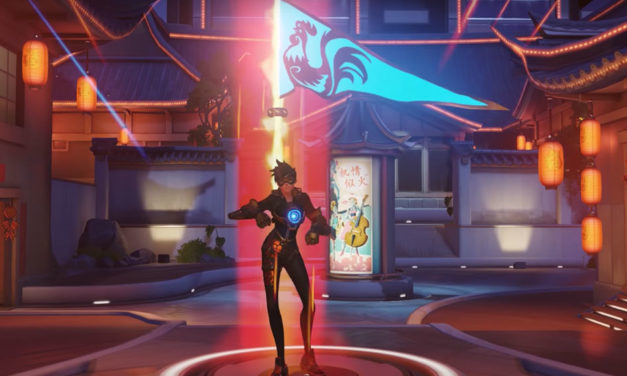 Thoughts on Overwatch's New Capture the Flag mode