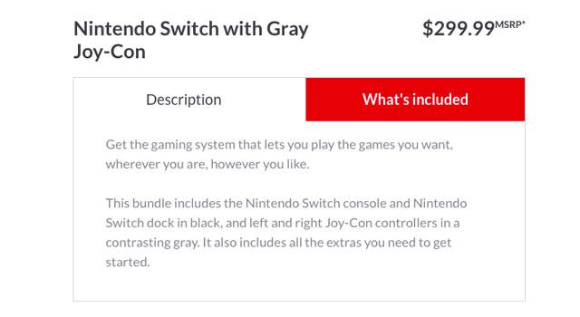Nintendo Switch Pre-Order