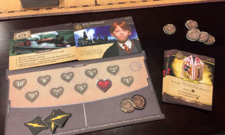 Harry Potter Hogwarts Battle – Game of the Week