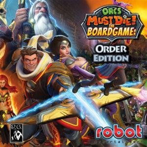 Orcs Must Die The Board Game