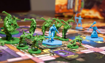 Orcs Must Die: The Board Game – Game of the Week