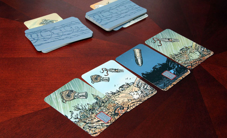 The Grizzled Game Play