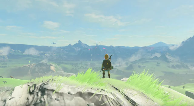 Nintendo Breath of the Wild