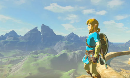 Early Thoughts on The Legend of Zelda: Breath of the Wild