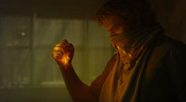 Iron Fist Danny