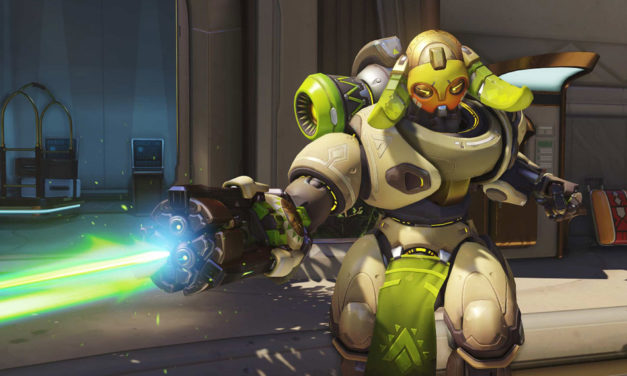 Overwatch's Newest Hero Orisa Now Active