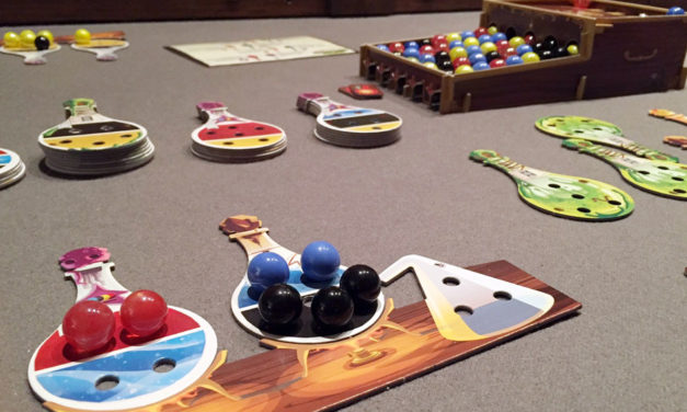 Potion Explosion – Game of the Week