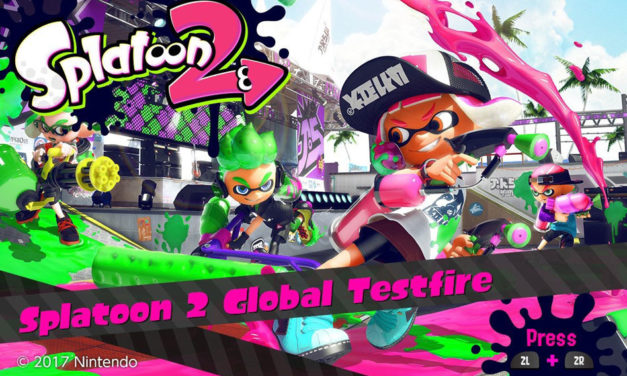 Early Thoughts on Splatoon 2