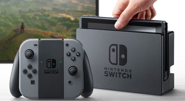 Switch Home