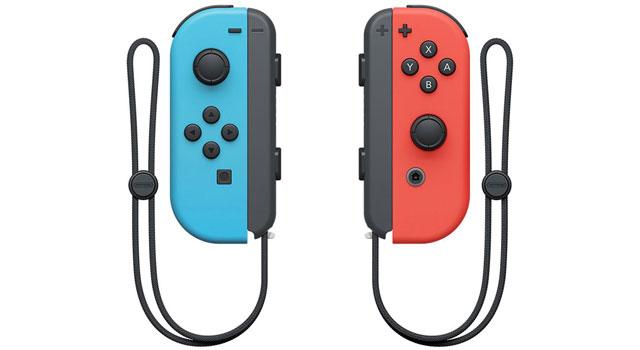 Switch JoyCons