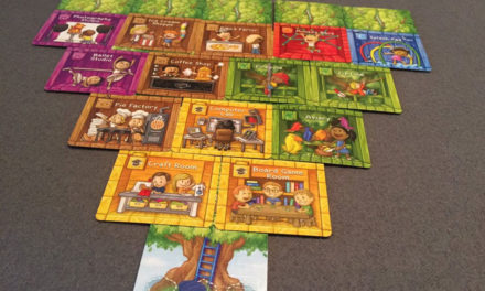 Best Treehouse Ever – Game of the Week