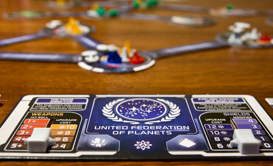 Top 5 Star Trek Board Games