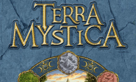 Terra Mystica for iOS Released