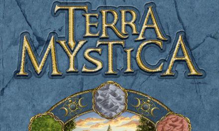 Terra Mystica for iOS Released