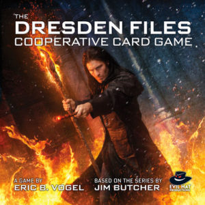Dresden Files Coop Card Game
