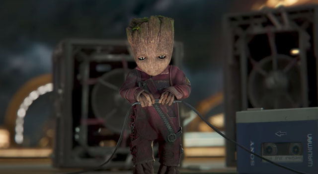 Guardians of the Galaxy Volume 2 Opening Sequence
