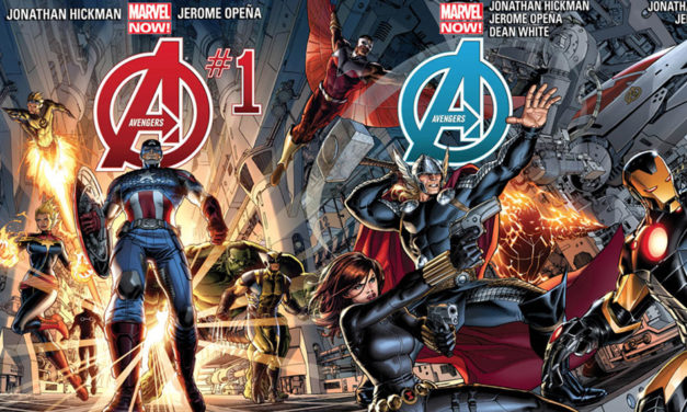 What exactly is Marvel Comics doing?