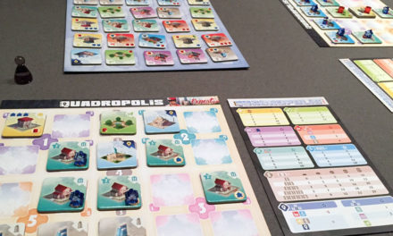 Quadropolis – Game of the Week