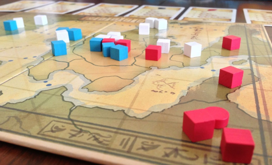 Eight-Minute Empire – Game of the Week