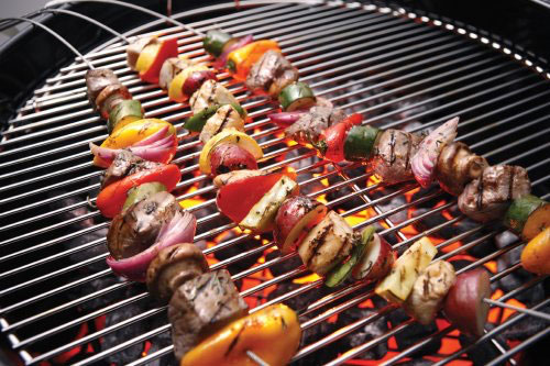 Flexible Grill Skewers