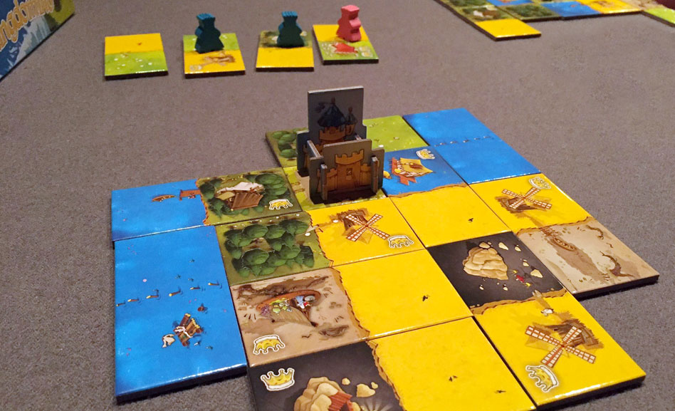 Kingdomino – Game of the Week